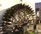 Restauration d'une roue Sagebien - Démontage de la roue 1