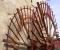 Restauration d'une roue Sagebien - Ensemble de la structure 3