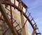 Restauration d'une roue Sagebien - Ensemble de la structure 4