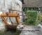 Restauration d'une très belle roue Zuppinger du XIXème - Montage des bras et cintres 2