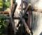 Restauration d'une très belle roue Zuppinger du XIXème - Montage des bras et cintres 6