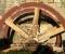 Restauration d'une très belle roue Zuppinger du XIXème - Montage des bras et cintres 9