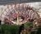 Restauration d'une très belle roue Zuppinger du XIXème - Montage des coyaux et des aubes 8