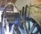 Restauration d'une roue type Poncelet - Démontage de la roue 3