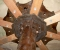 Restauration d'une roue type Poncelet - Montage de la structure 8